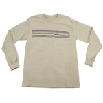 Stripes Long Sleeve - Sand