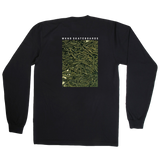 Snakes Long Sleeve - Black
