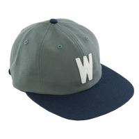 W Hat - Steel Grey/Navy