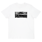Girl In Car Tee - White