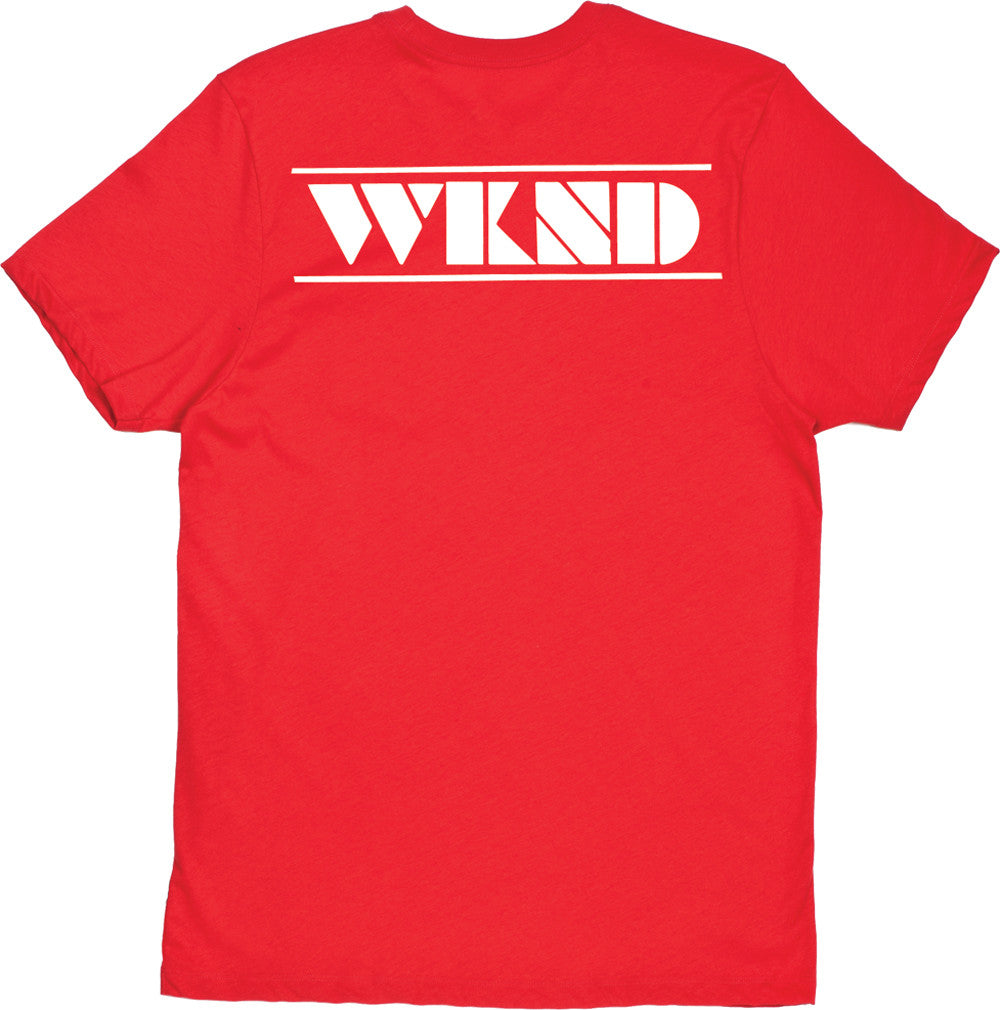 Deco Tee Red