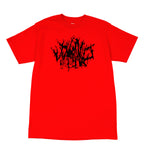Norge Tee - Red
