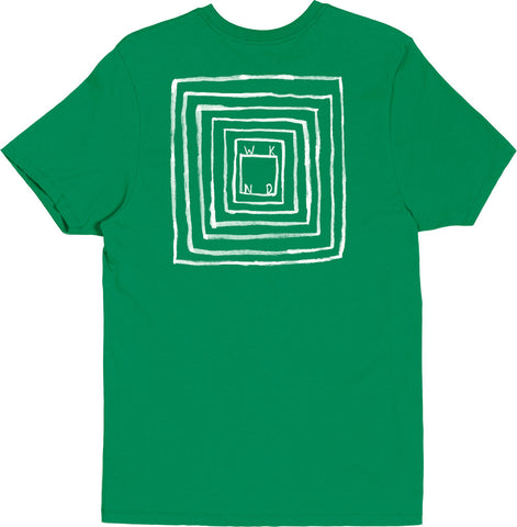 Tight Corners Tee Green