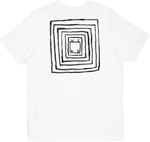 Tight Corners Tee White