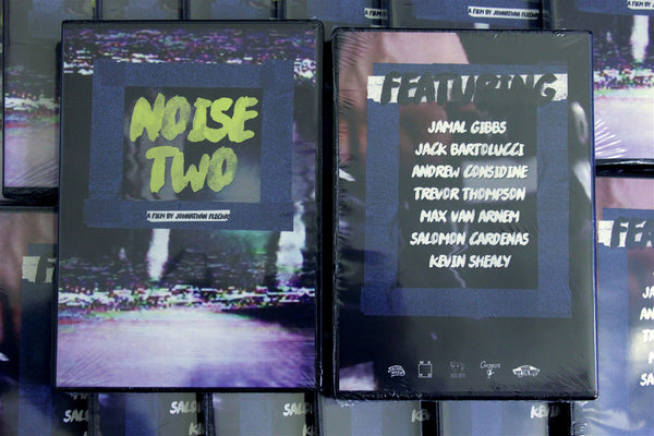 NOISE TWO DVD