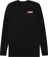 Silky Smooth Long Sleeve Black