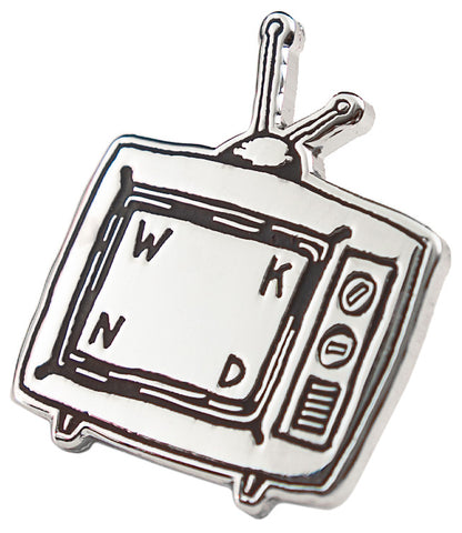 TV Logo Pin