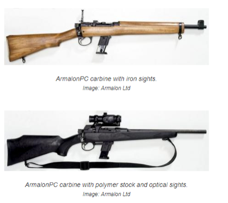SMLE Variants – Claremont Firearms