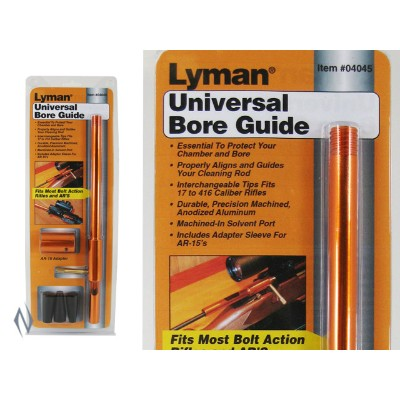 LYMAN UNIVERSAL BORE GUIDE SET .17-416 LY-UBGS