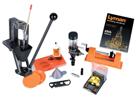 LYMAN ORANGE CRUSHER PRO KIT