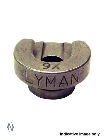 LYMAN SHELL HOLDER X-13 300WIN AND REM ULTRA MAG LY-X13