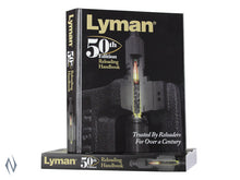 LYMAN 50TH EDITION RELOADING BOOK BK-LYRB50