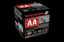 "WINCHESTER .410 2.5"" #9 1/2oz 25 PACK"