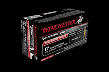 WINCHESTER .17WSM 25GN VARM HE S17W25