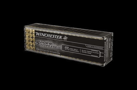 WINCHESTER .22 45gn SUPER Suppresed LRN 100PK