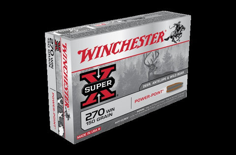 WINCHESTER .270 150G POWER POINT