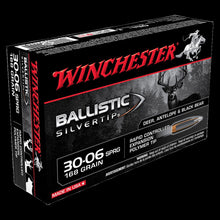 WINCHESTER SUPREME 30-06 168BT SBST3006A