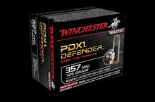 WINCHESTER .357 125GN PDX1 20PK