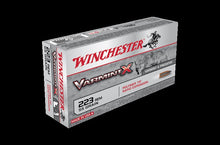 Winchester .223 55G POLY Tip VARMINT X