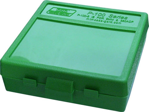 MTM .45 100RD AMMO BOX GREEN