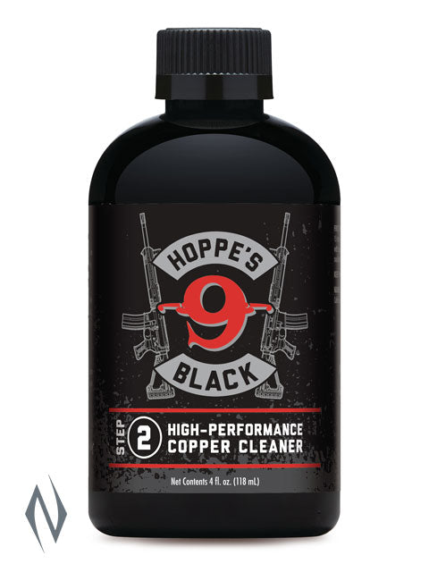 HOPPE'S BLACK COPPER CLEANER 4OZ