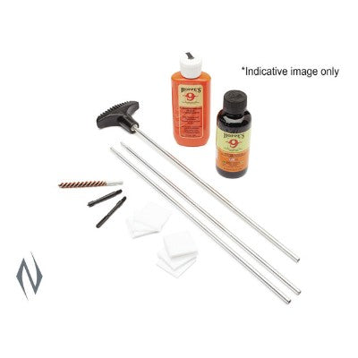 HOPPES CLEANING KIT RIFLE .22 HPU22B