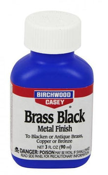 Birchwood & Casey BRASS BLACK METAL FINISH