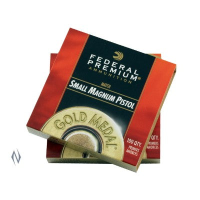 FEDERAL PRIMERS SMALL PISTOL MAGNUM MATCH