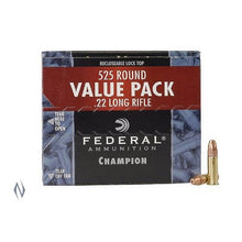 FEDERAL .22 525RD VALUE PACK F745