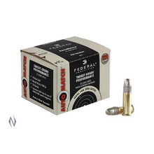 FEDERAL .22 40GN AUTO MATCH 325pk 1200FPS
