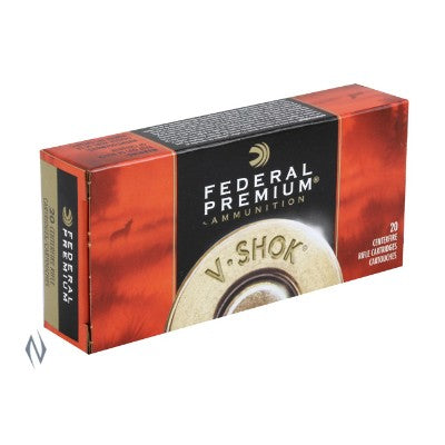FEDERAL .308 180GR PARTITION Vital SHOK 20 PACK