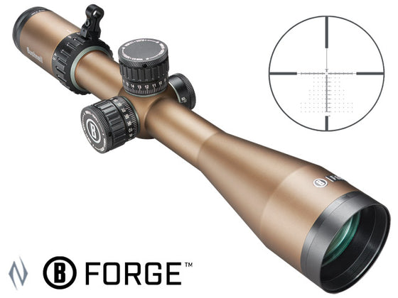 Bushnell Forge 4.5-27x50 FFP Deploy MOA Terrain
