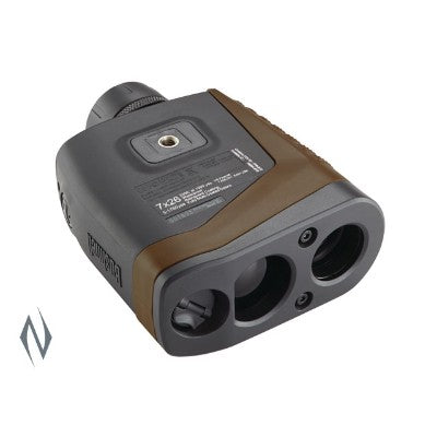 BUSHNELL ELITE 1 MILE ARC 7X26 CONX RANGEFINDER BROWN BU202540