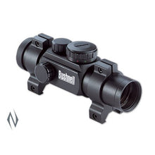 BUSHNELL TROPHY RED DOT 4N1 4 DIAL IN 1X28 RED / GREEN BU730135
