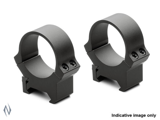 LEUPOLD PRW2 30MM RINGS HIGH MATTE