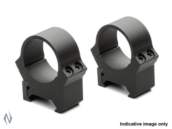 "LEUPOLD PRW2 1"" RINGS LOW MATTE"