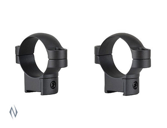 LEUPOLD CZ 527 30MM MED RING MTS