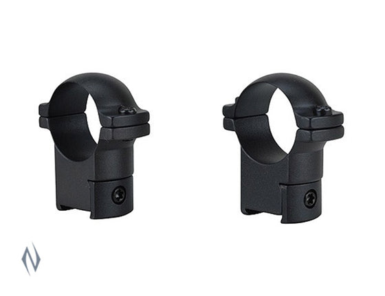 LEUPOLD CZ527 25MM HIGH MOUNTS LE62001