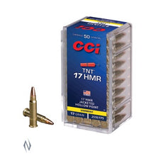 CCI .17HMR 17gn TNT HP 50 Pack
