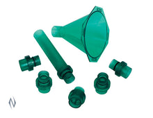 RCBS QUICK CHANGE POWDER FUNNEL KIT R9190