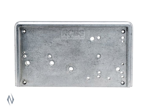 RCBS ACCESSORY BASE PLATE - 3 R9282