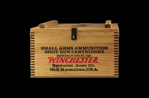 WINCHESTER VINTAGE WOODEN BOX - 3025