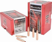 HORNADY .264 147gn ELD MATCH 100 PACK 26333