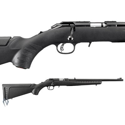 RUGER AMERICAN .17HMR THREADED