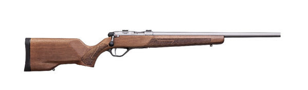 LITHGOW CROSSOVER .17HMR LA101 WALNUT TITANIUM Threaded
