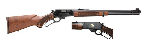 MARLIN 336C .30-30 LIMITED EDITION GOLD Inlay