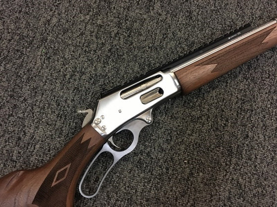 "MARLIN 336SS .30-30 STAINLESS WALNT 20"" #70510"