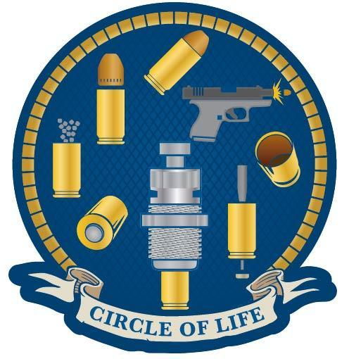 Circel of life decal - Patriot Patch co