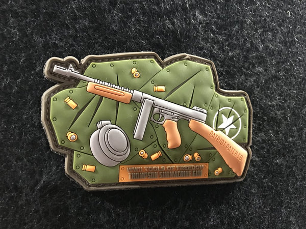Thompson Patch - Patriot Patch Co