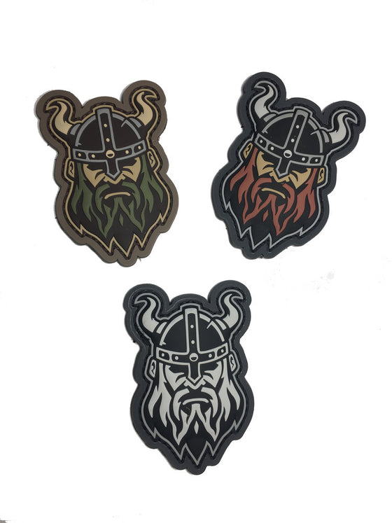 Empire Tactical USA - Viking Head PVC Patch